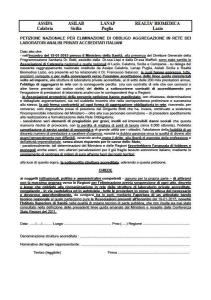 petizione nazionale eliminazione  rete obbligatoria per i privati v